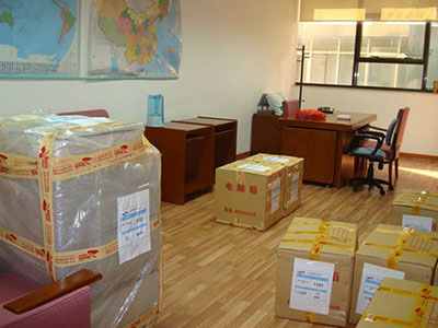 办公室搬迁案例